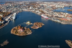 Klippan, Valkosaari ja Eteläsatama, Helsinki (HA108)