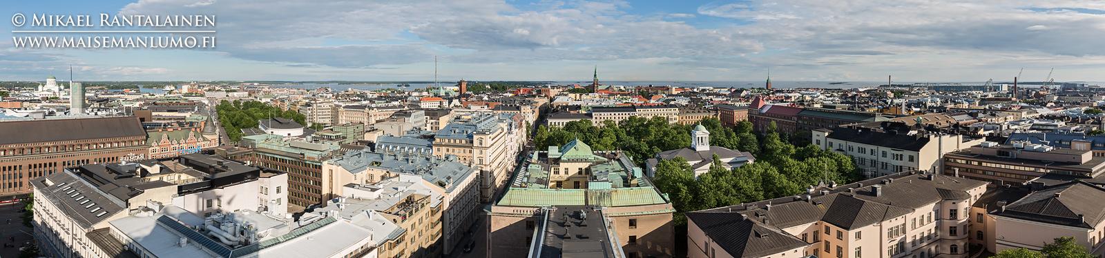 Panoraama Hotelli Tornista, Helsinki (HP146)