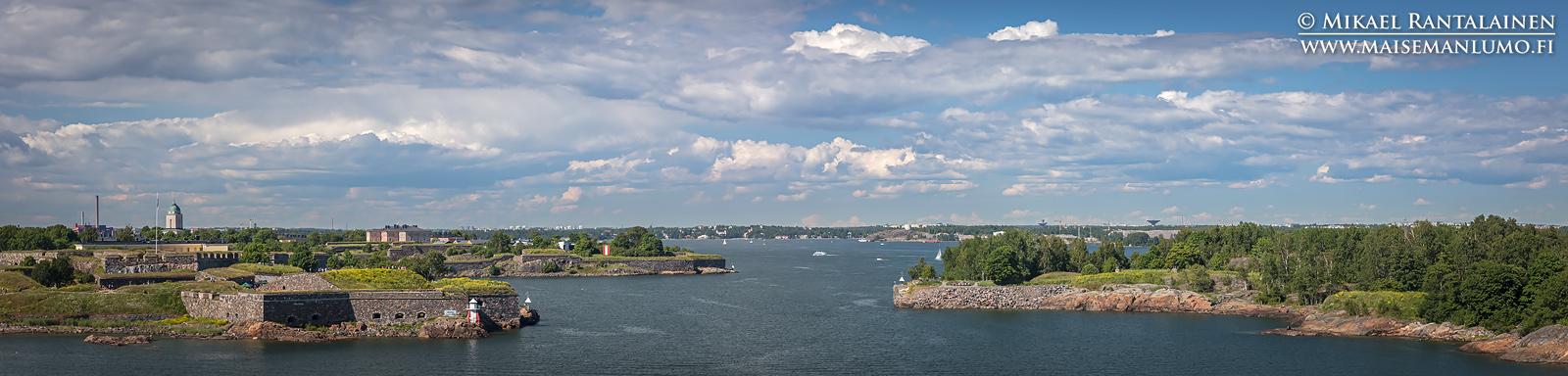 Kustaanmiekan salmi, Helsinki (HP156)