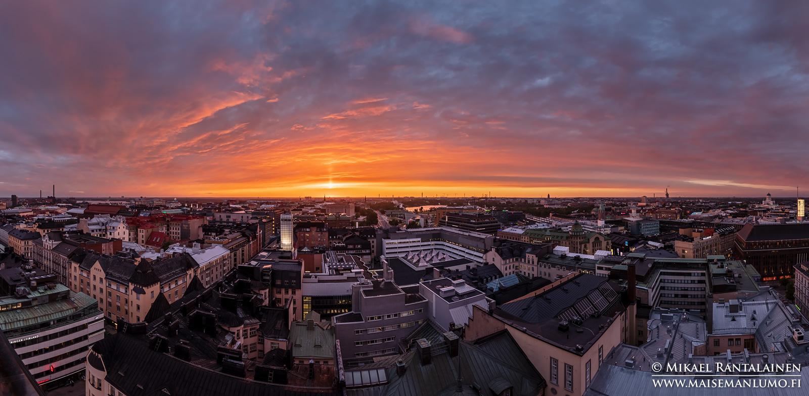 Panoraama Hotelli Tornista, Helsinki (HP196)