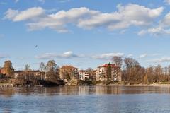 Vanhankaupunginkosken suvanto, Helsinki (HP102)