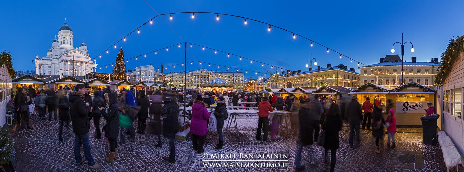 Tuomaan Markkinat, Senaatintori, Helsinki (HP141)