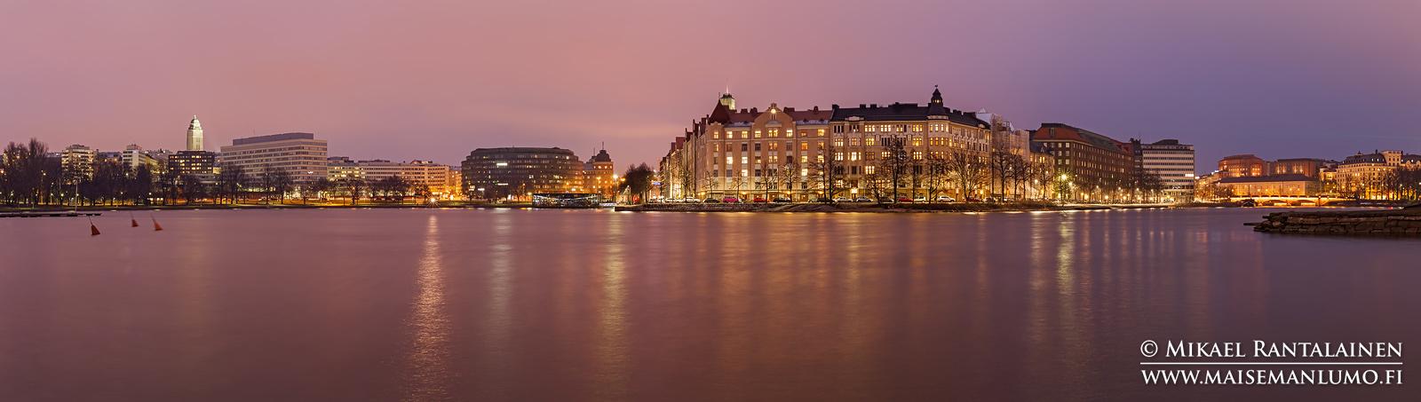 Eläintarhanlahti, Helsinki (HP144)