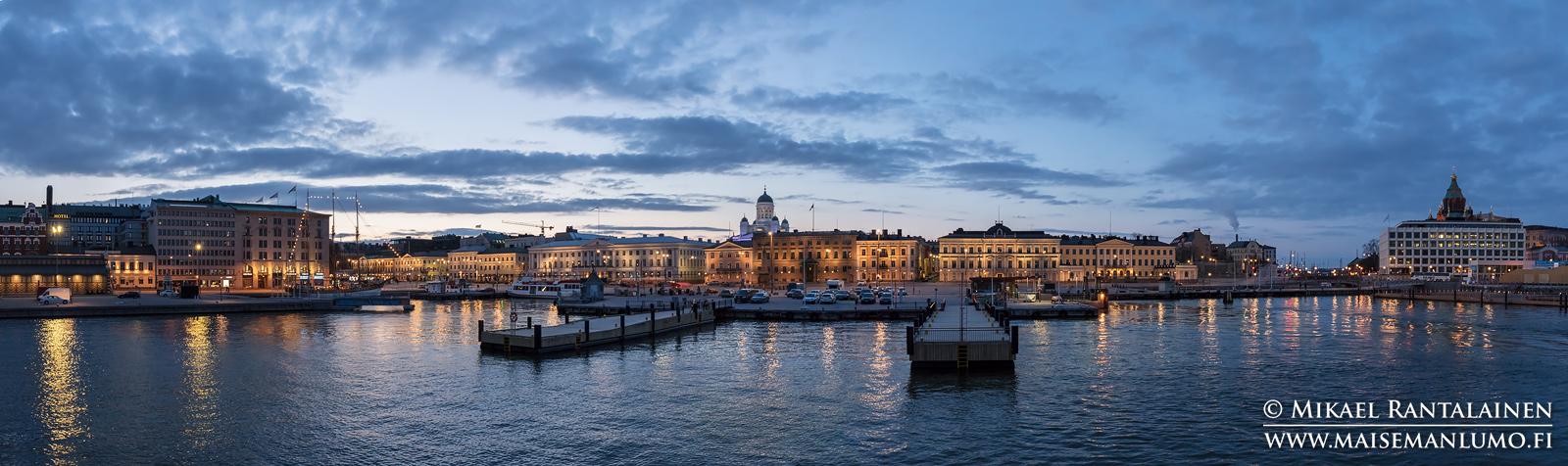 Kauppatori Suomenlinnan lautalta, Eteläsatama, Helsinki (HP154)