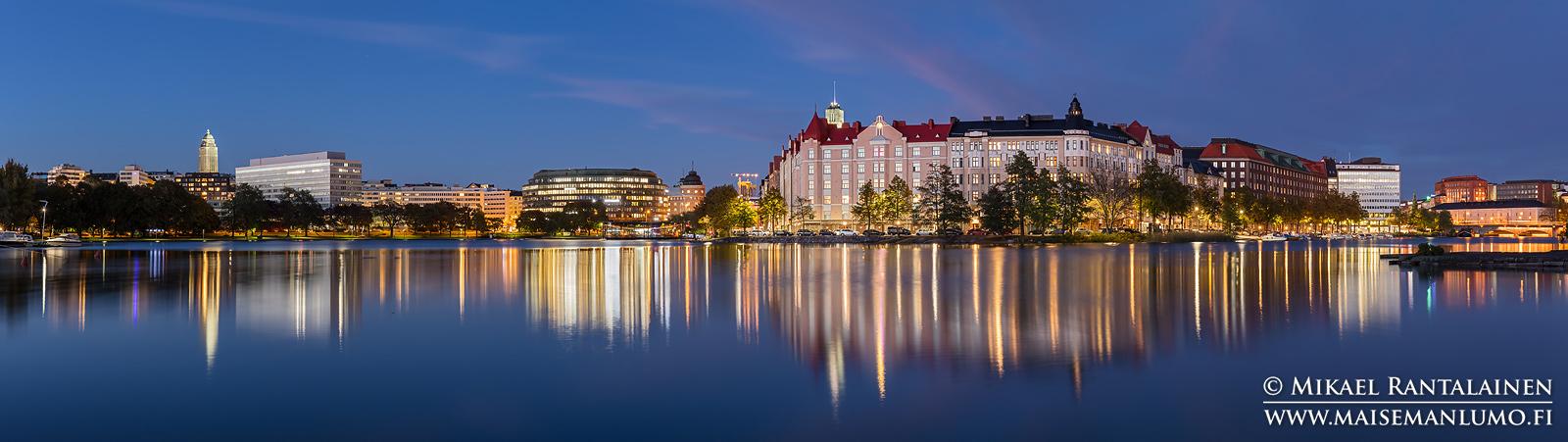 Eläintarhanlahti, Helsinki (HP202)