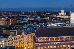 Panoraama Hotelli Tornista, Helsinki (HP120)