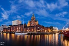 Kanavaranta ja Uspenskin katedraali, Helsinki (HP171)
