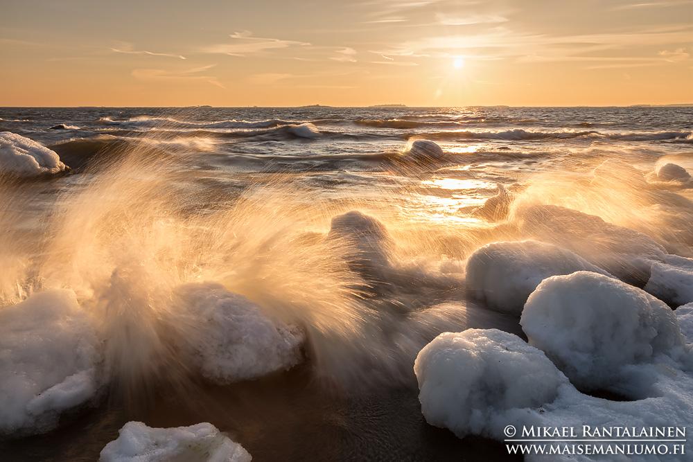Tyskyjä Lauttasaaressa