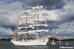 Cuauhtémoc, The Tall Ships Races Helsinki 2013 (TS114)