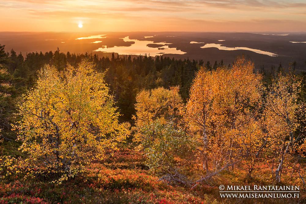 Iivaara, Kuusamo