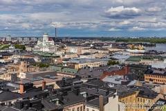 Tuomiokirkko Erottajan paloaseman tornista, Helsinki (KY259)