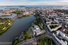 Töölönlahti ja Oopperatalo, Helsinki (HKIP127)