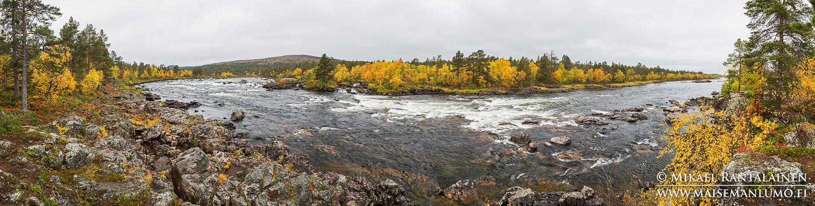 Ritakoski, Juutua, Inari (PK105)