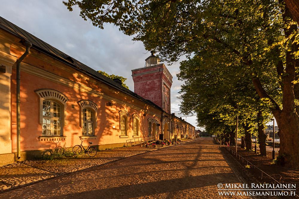 Rantakasarmi, Suomenlinna, Helsinki