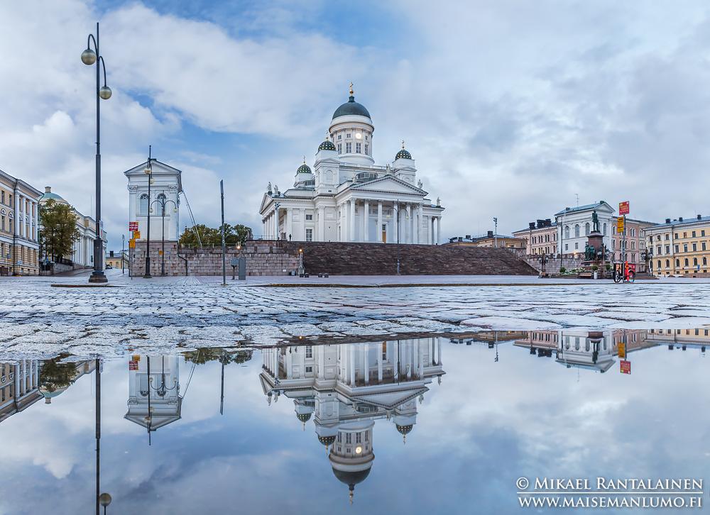 Tuomiokirkko, Senaatintori, Helsinki
