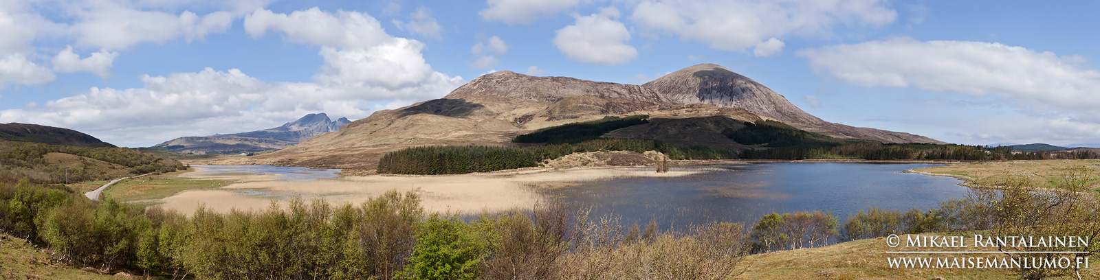Isle of Skye, Skotlanti (PU102)