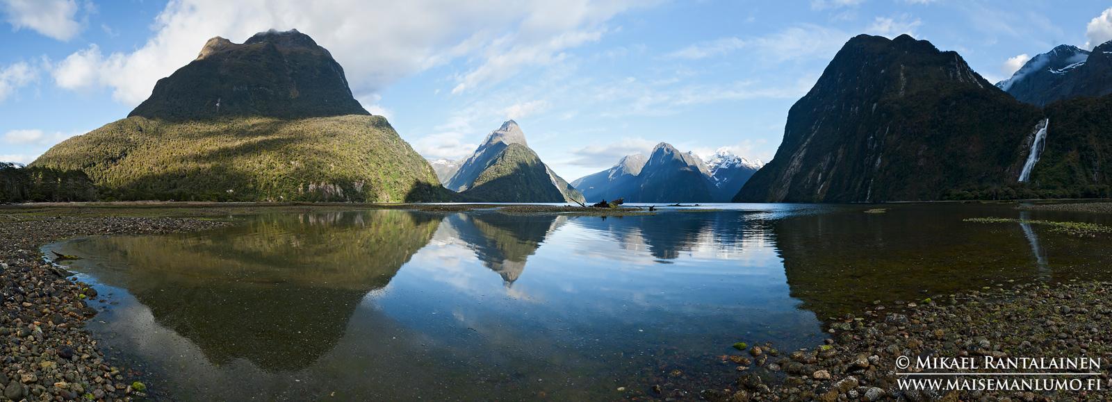 Milford Sound, Uusi-Seelanti (PU104)
