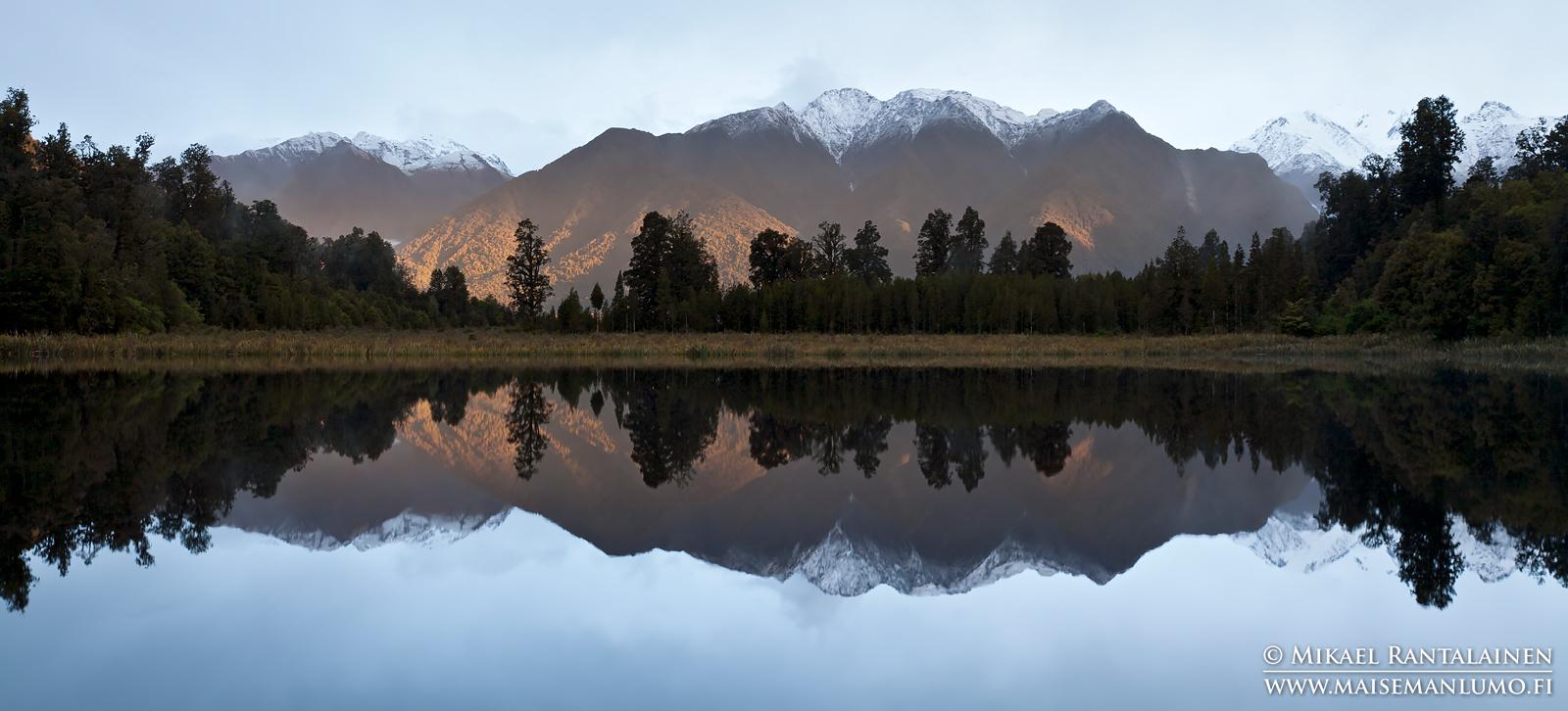Matheson-järvi, Uusi-Seelanti (PU106)