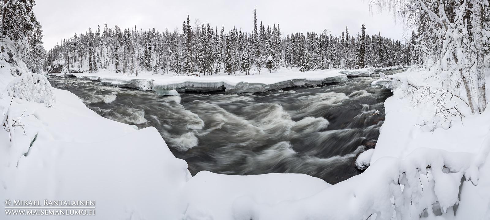 Aallokkokoski, Kuusamo (PT103)