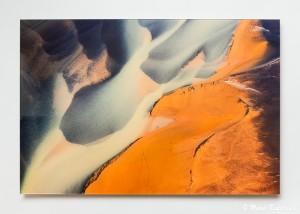 Islanti (2010), Akryylivalokuva, 50x75 cm