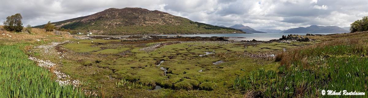 Isle of Skye, Scotlanti / Linkki Panoraamakuvia - Ulkomaat Galleriaan