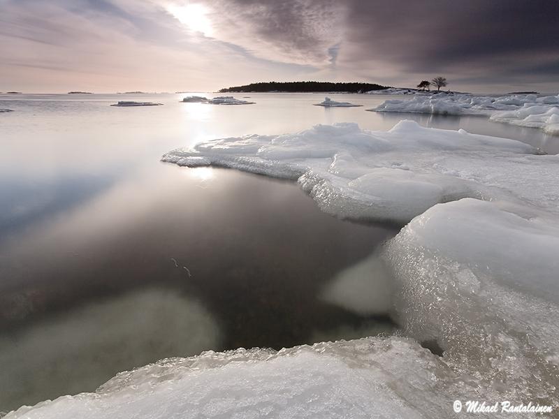 Jäämaailma, Lauttasaari, Helsinki