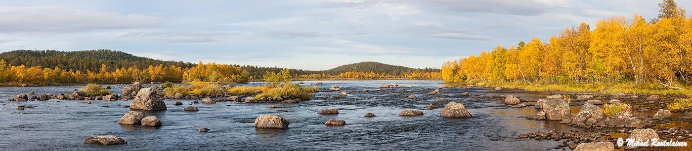 Haapakoski, Juutua, Inari