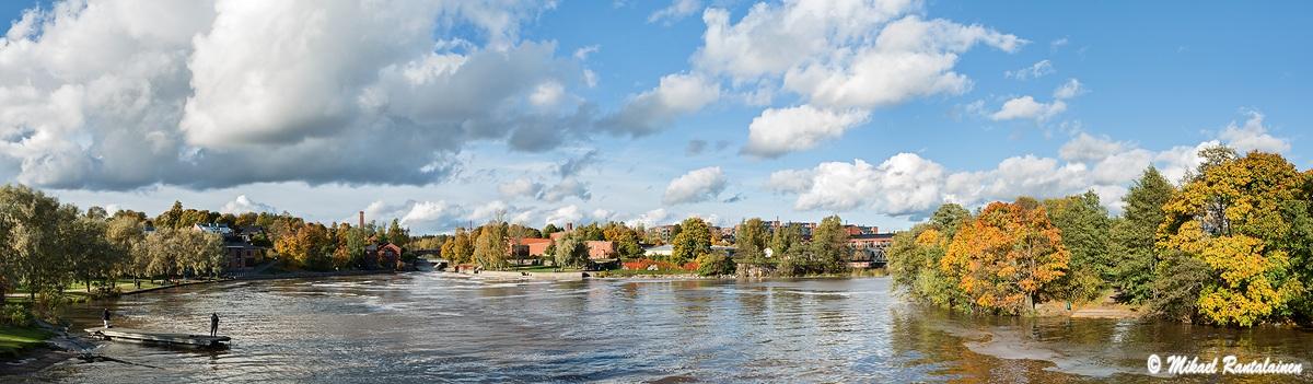 Vanhankaupunginkosken suvanto, Helsinki