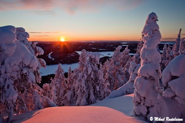 Konttainen, Kuusamo