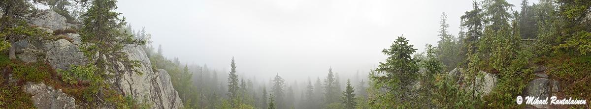360° panoraama, Koli, Lieksa