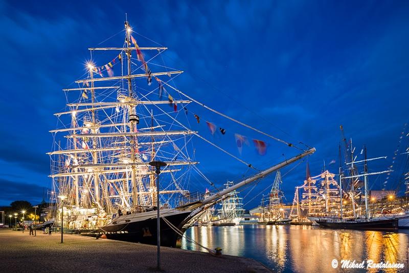 Tenacious / Linkki The Tall Ships Races Helsinki 2013 galleriaan