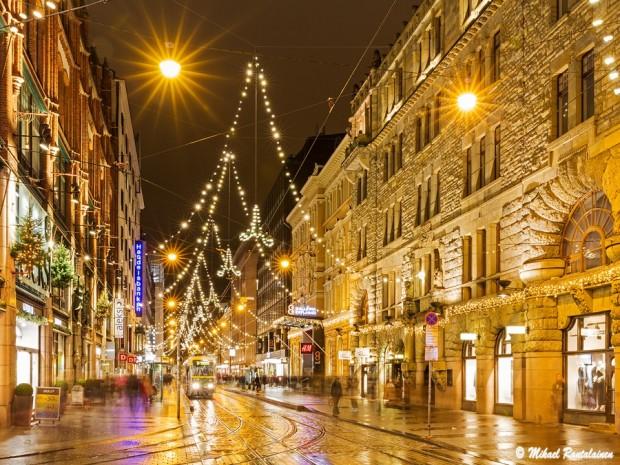 Aleksanterinkadun joulukatu, Helsinki