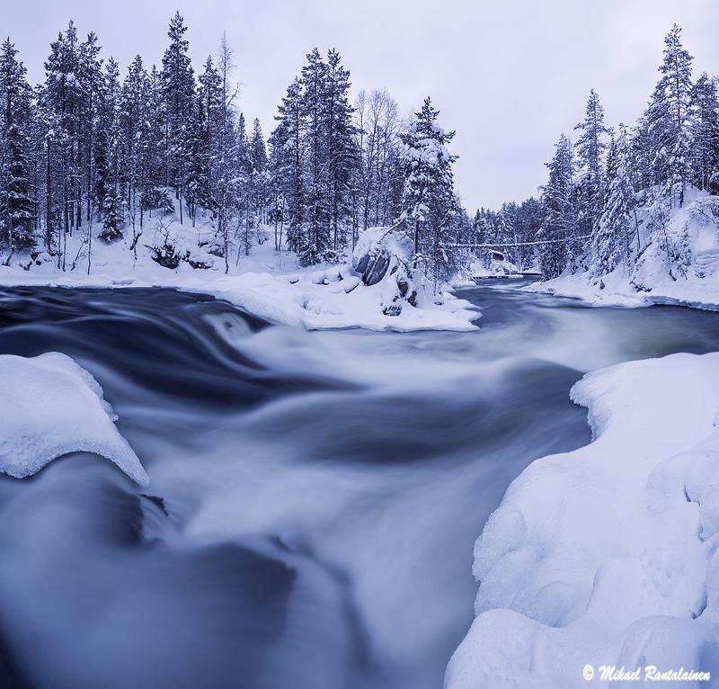 Myllykoski, Kitkajoki, Kuusamo / Linkki Lappi ja Kuusamo 2014 galleriaan