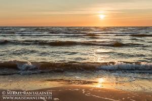 Tuhkana ranta, Saarenmaa, Viro