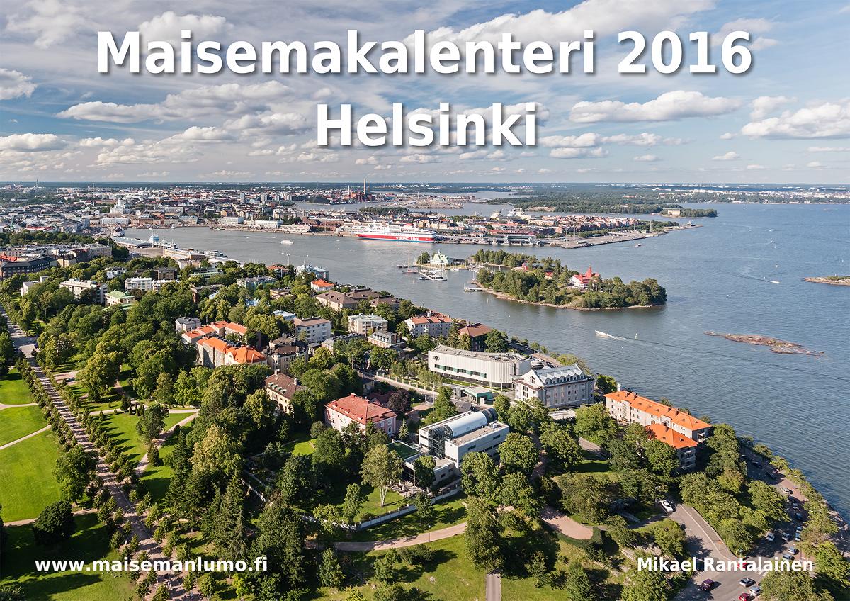 Helsinki kalenteri 2016
