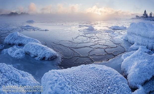 Kallahdenniemi / Linkki Helsinki - Talvimaisemia 2014-2015 galleriaan