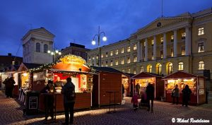 Tuomaan markkinat, Senaatintori, Helsinki