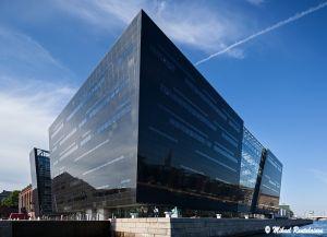 Musta Timantti /  Kuninkaallinen kirjasto, Kööpenhamina