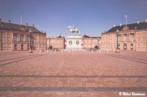 Amalienborgin linna, Kööpenhamina