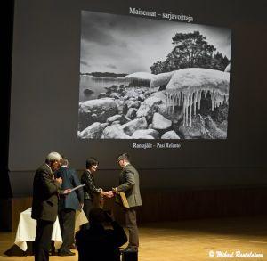 Maisemasarjan voittaja: Rantajäät - Pasi Relanto
