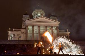 Tulisirkus Walkea / Antti Suniala